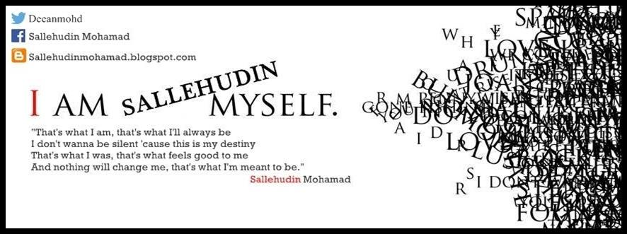 Sallehudin's Blog