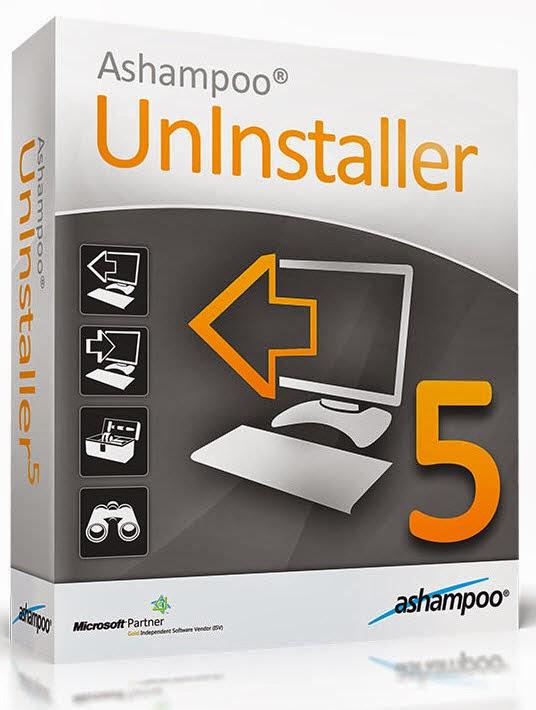 Ashampoo UnInstaller 5.04 Multilingual DC 29.09.2014