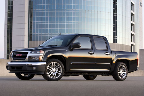 HI-TECH Automotive: 2011 GMC Canyon Work Truck Regular Cab Pickup