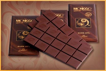 perbedaan coklat hitam