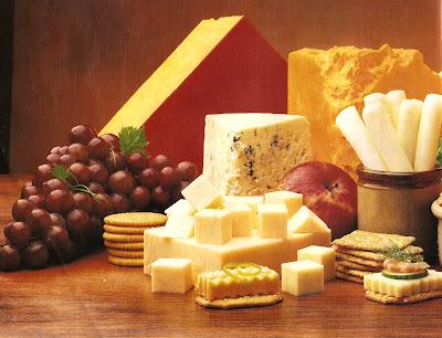 Gastronom a a libreta abierta i tipos de quesos i for Guisos franceses