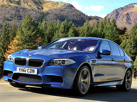 Mobil Bmw M5 Uk 2012 | Motorcycle Pictures