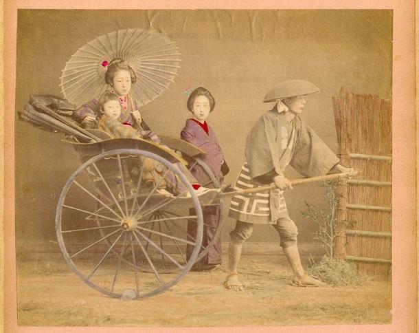 Japan 100 Years Ago