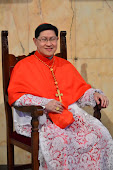 His Emninence Luis Antonio Cardinal Tagle, D.D.