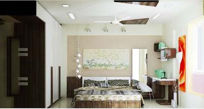 15+ desain kamar tidur kecil model minimalis - desain interior