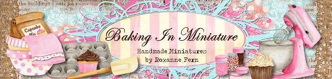 Baking In Miniature