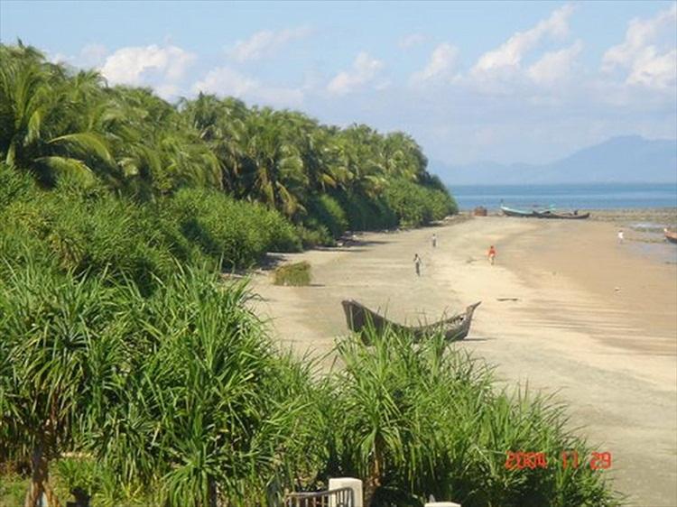 Tourism Place In Bangladesh St Martin Island Cox Bazar