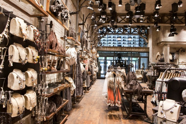 My Most Favorite Store On Earth All Saints