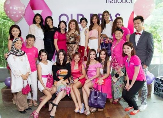 Neubodi Old Bras For Cash, Neubodi, Neubodi Pink Ensemble Party, Pink Party, Lingerie, uplift malaysia, Breast Cancer Welfare Association Malaysia, bcwa