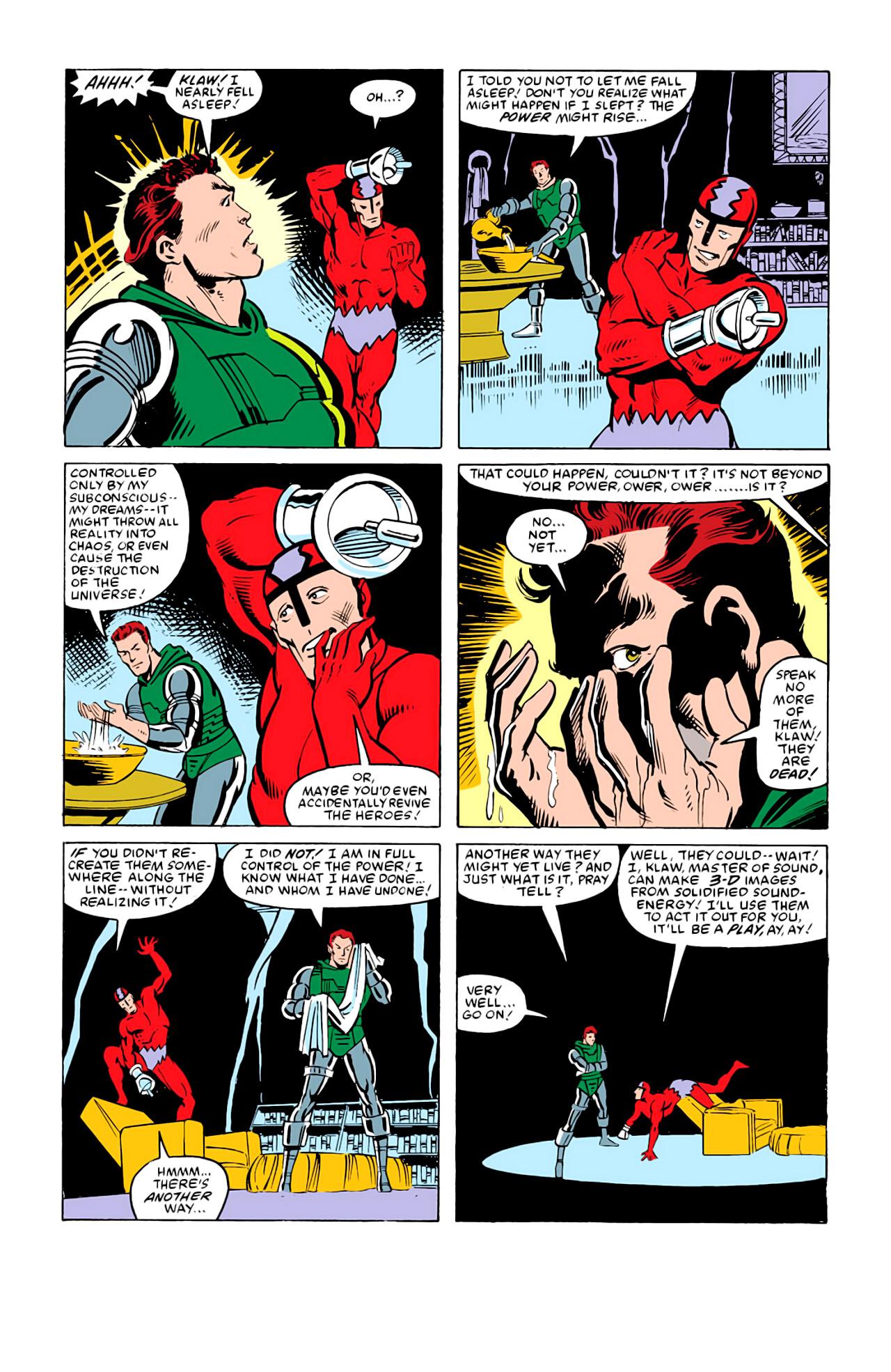 Captain America (1968) Issue #292m #220 - English 15