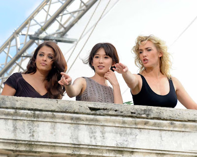 Kate Winslet and Aishwarya Rai shoot Longines ad in Rome Seen On  www.coolpicturegallery.us