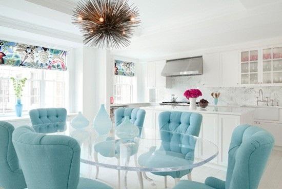 Decorao Azul Tiffany Casa Comida E Roupa De Marca