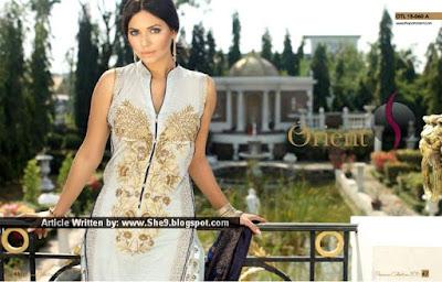 Orient Eid Lawn Catalog 2015