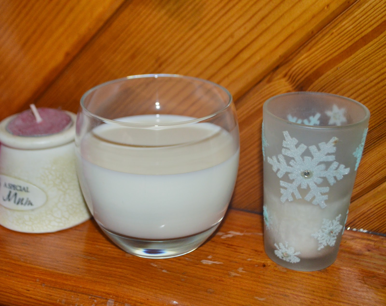 Christmas Eve 2014 UK Traditions Milk for Santa