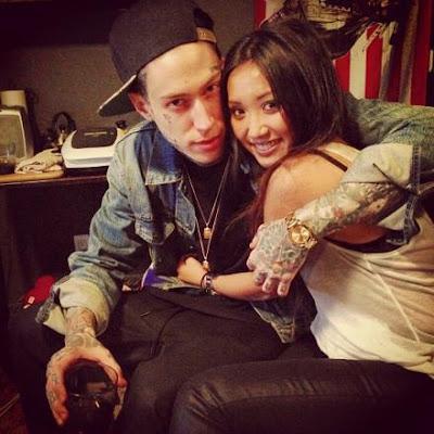 Trace Cyrus y Brenda Song Volvieron
