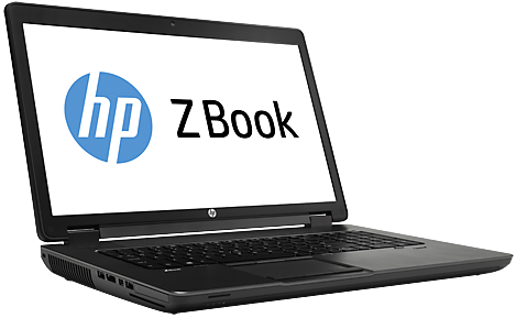 HP ZBook 17 Workstation Drivers For Windows 7 (32bit)