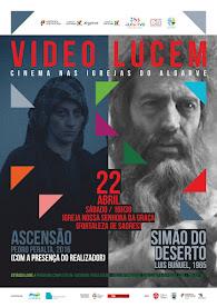 VIDEO LUCEM // cinema nas igrejas - Próximas Sessões