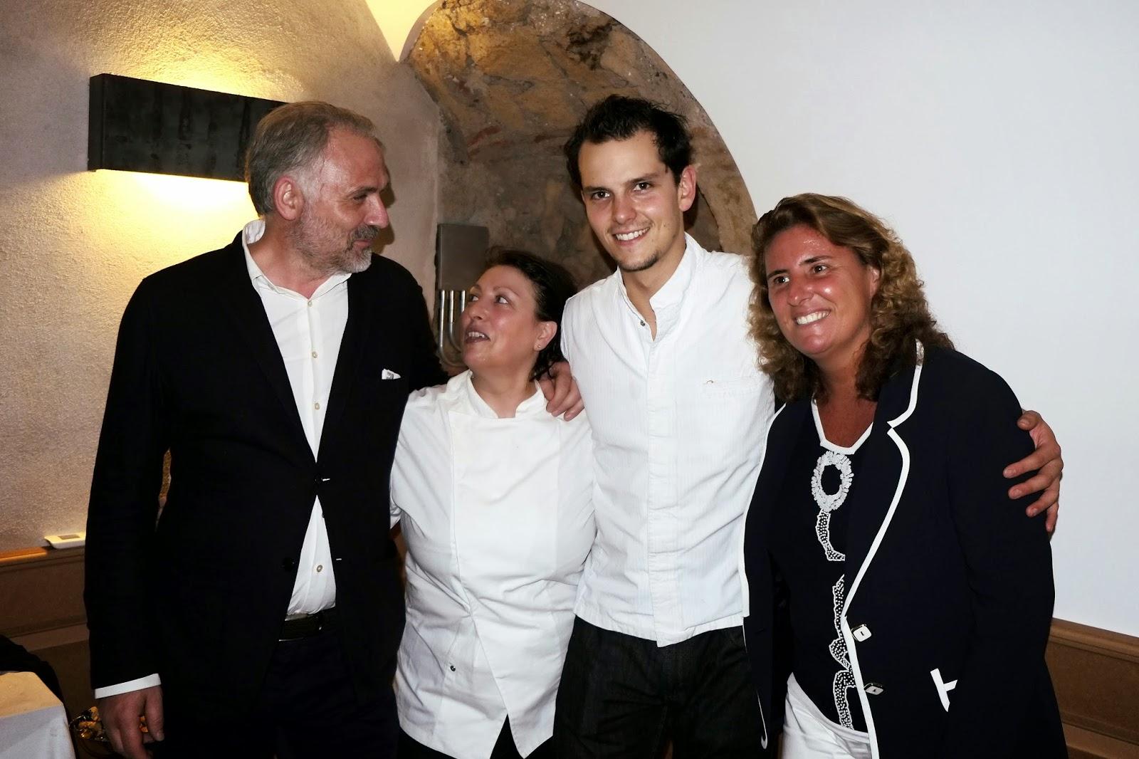 gnam - cucine aperte: napoli incontra parigi