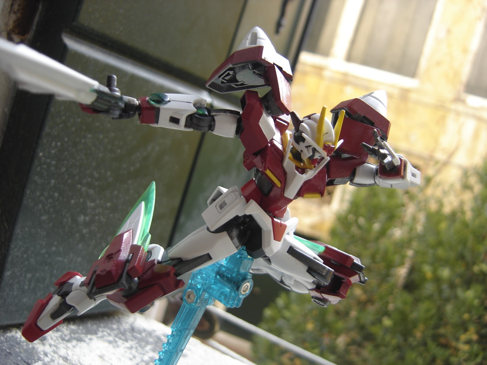 00 GUNDAM SEVEN SWORD/G HG 1/144 part 1