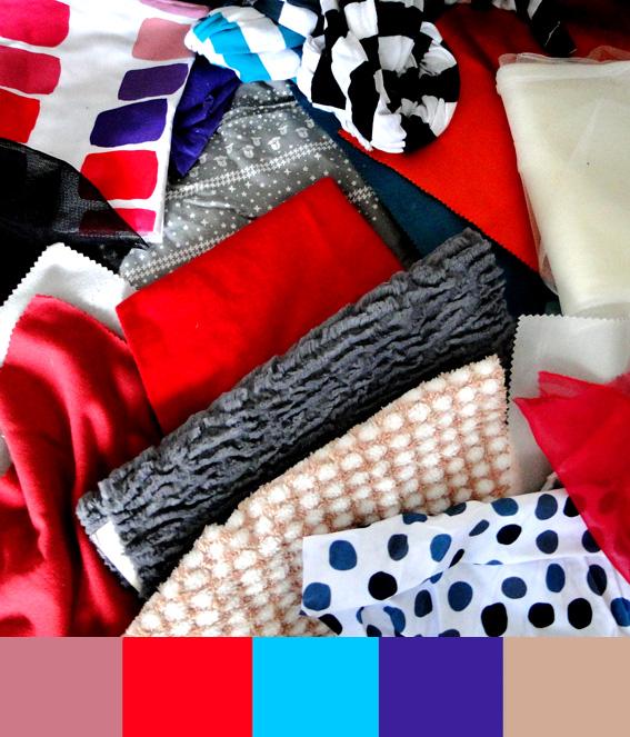 papote de pomme des tissus haute couture s 39 invitent chez moi. Black Bedroom Furniture Sets. Home Design Ideas