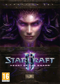 StarCraft II Heart of the Swarm 2013 PC Game Download