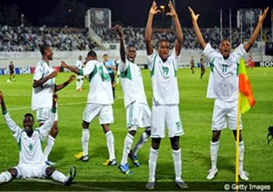 FIFA Under-17 World Cup: Nigeria thrashes defending champions Mexico 6-1