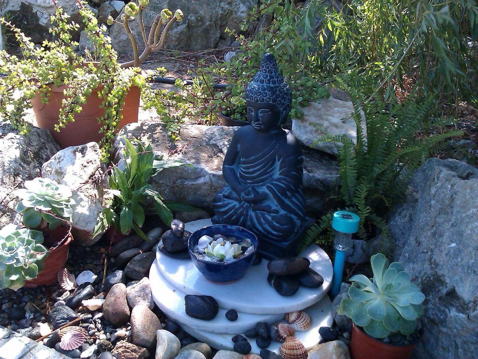 Reiki paz interior mi peque o jardin zen - Jardin zen pequeno ...