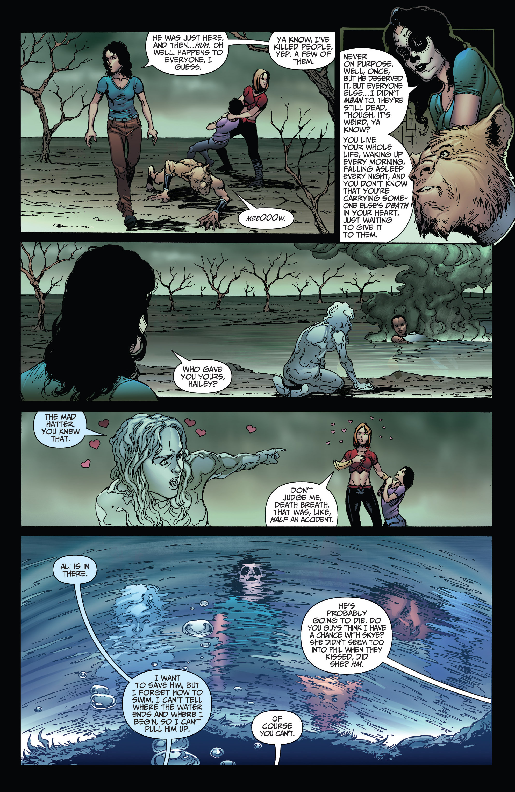 Grimm Fairy Tales (2005) Issue #117 #120 - English 9