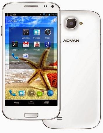 Advan Vandroid S5J Android Phone Murah Rp 1 Jutaan