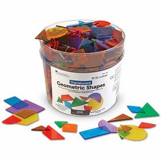 Enter the Translucent Geometric Shapes Giveaway. Ends 3/24.