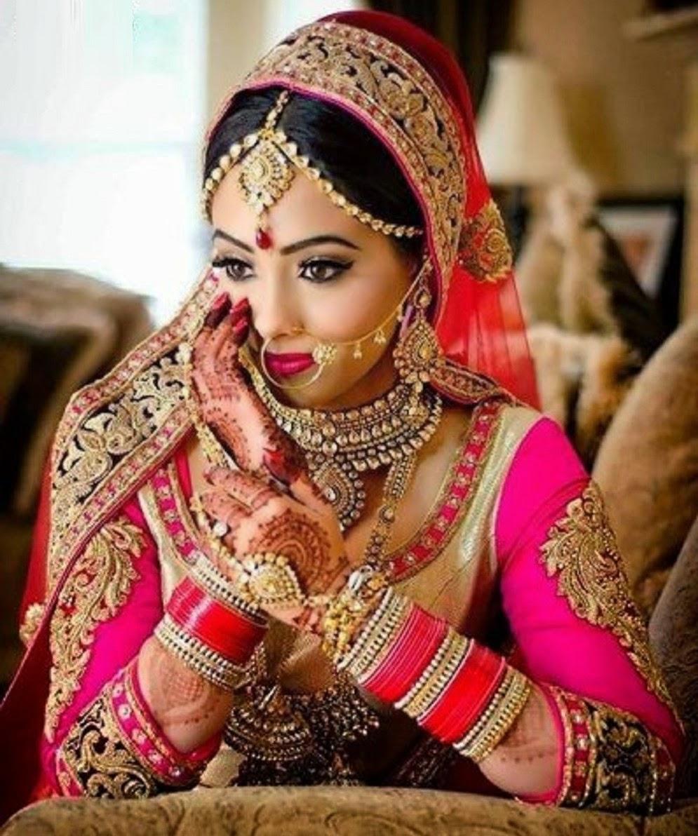 Beautiful Indian Bridal Jewellery Set For Samples 2014