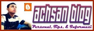 AchsanBlog ™