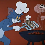 Foto Tom and Jerry Paling Keren