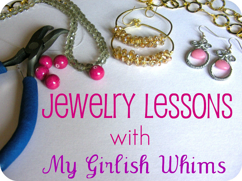 Jewelry Lessons: How to Create a Simple Loop and DIY Wedding ...