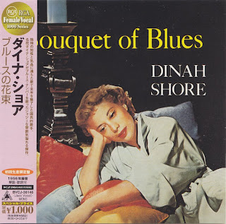 DINAH SHORE - BOUQUET OF BLUES (RCA VICTOR 1956) JVC K2 mastering