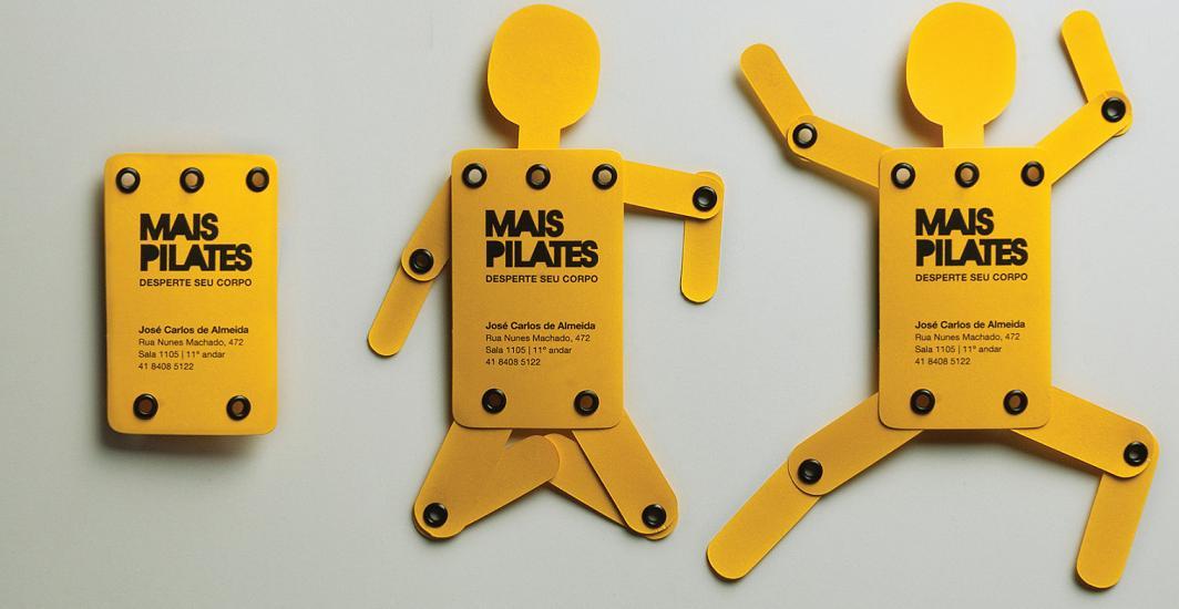20 Creative and Unique Business Card Designs - Part 4.