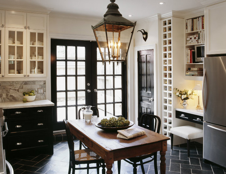 black and white painted kitchen cabinets painted kitchen cabinetry remains in style the reno projects