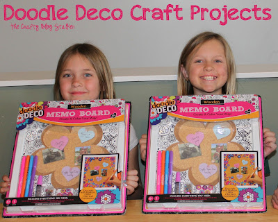 Doodle Deco Kids Crafts