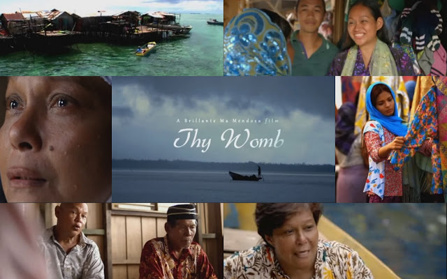 thy womb Opens on december 25, 2012 an official entry to the 2012 metro manila film festival.