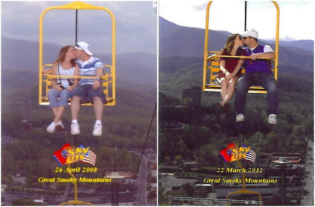 gatlinburg chairlift through the years, things to do in gatlinburg