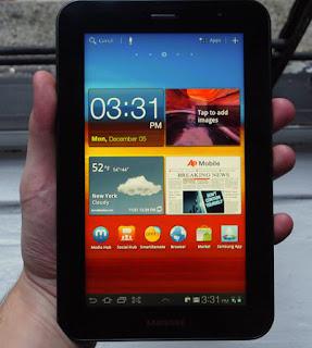 Samsung Galaxy Tab Plus 7.0