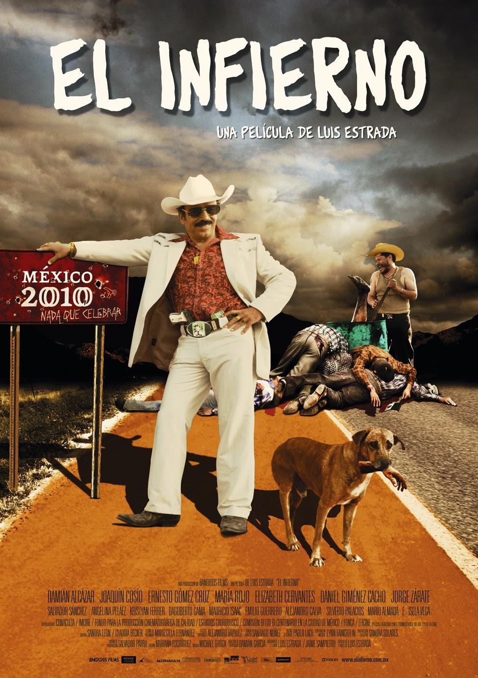 Descarga El Infierno [Latino] [720p] (2010) 1 link Audio Latino
