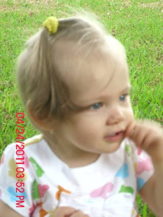I am 19 months old and I have a seizure disorder which has not yet been ...