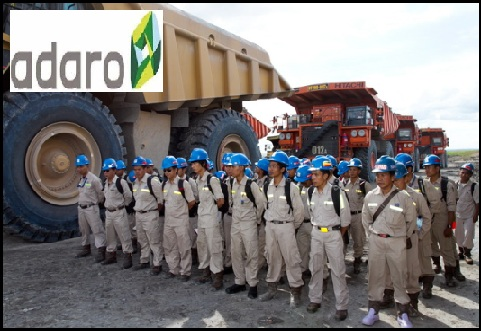 loker tambang adaro energy tahun 2015
