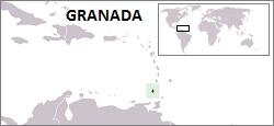 Localización de Granada