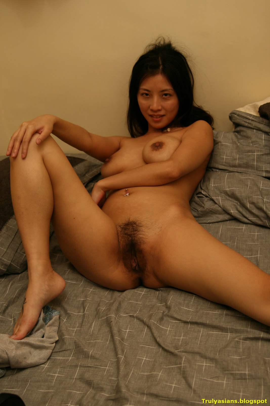 Amateur asian girl sucks and jerks long white cock 10