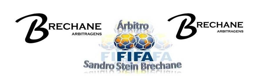 ÁRBITRO FIFA SANDRO BRECHANE