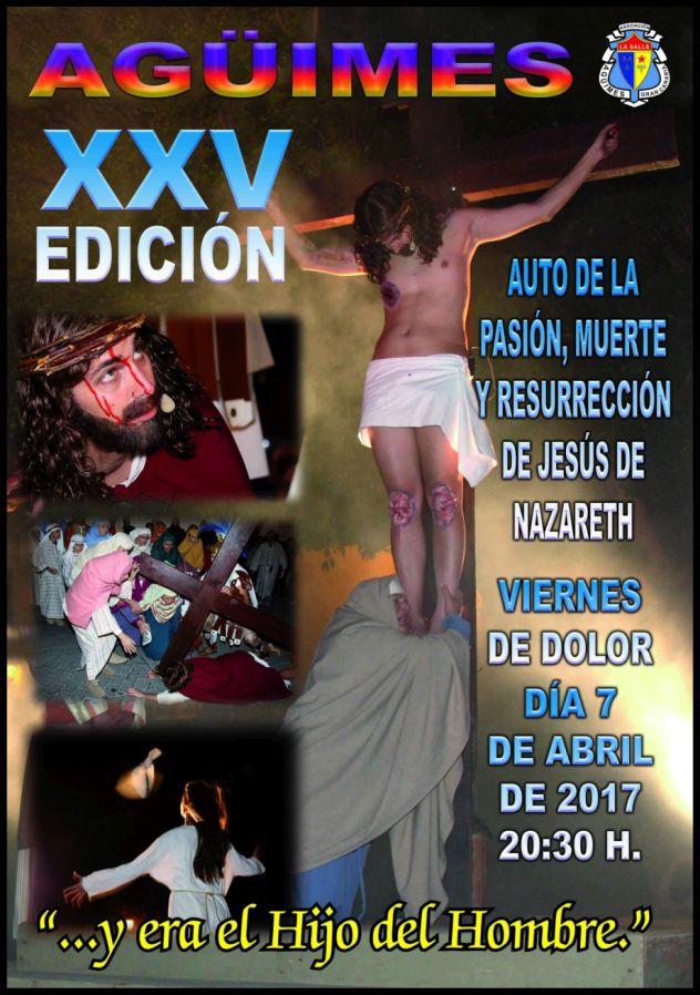 XXV Auto de la Pasión, Muerte y Resurrección de Jesús de Nazareth