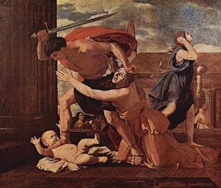 Nicolas Poussin, La masacre de los inocentes