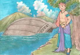 Legenda Objek Wisata Gunung Tangkuban Perahu